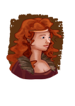 Merida by Smiley1starrs