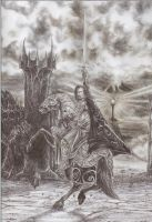 Aragorn The King By Sauronthegreateye-d37xran by sauronthegreateye