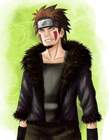 Kiba Inuzuka - The Last by Axichan