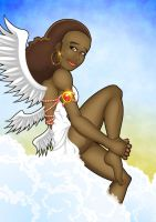 I Have a Thing for Angels by Soulbrotha