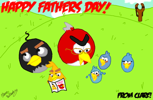 Angry Fathers Day! by OsoDeClare