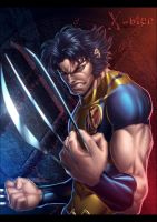 Wolverine by xong