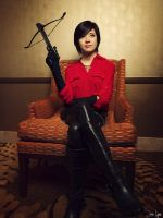 Ada Wong Cosplay by SNTP