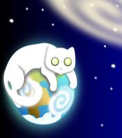 Catearth by llothcat
