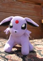 Espeon Plush by Simply-Being-Loved