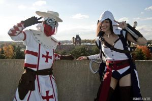 Love and War - Cosplay by Zerago