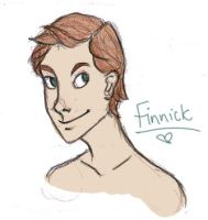 Finnick the Doodle by wondernez