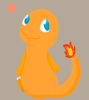 Charmander. by ImGwen