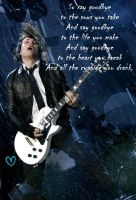 Frank Iero by Deathecoolone
