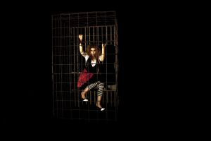 Caged by oche