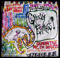 greeley estates totebag. by Oo-Whisper-oO