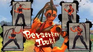 Berserker IBUKI by Siegfried129
