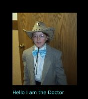Hello I am The Doctor by milissaroland