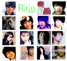 Rain Icons, by TsukiNita