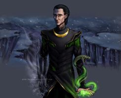 Son of Jotunheim by Alassa