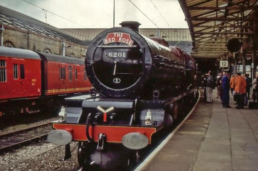 'Crewe, this is Crewe.....' by Brit31