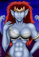 Demona 2009 by curtsibling
