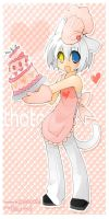 Thoto bakes a pretty cake by alice-top