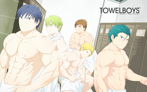 Towel Boys 2010 by zephleit
