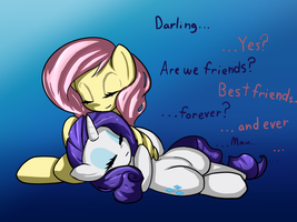 Friends Forever by ACharmingPony