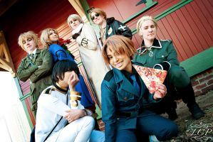 Hetalia: There's the Earth Pt3 by LiquidCocaine-Photos