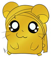 Stephano Ham-ham by CommanderMitsuki