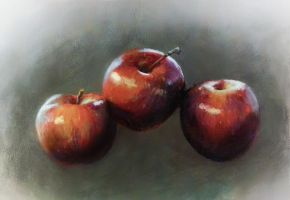 French Apples by Dekus