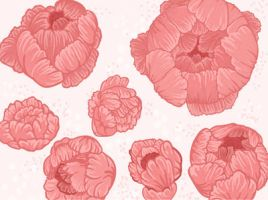 Floral Pattern by angiers