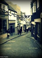 The Old High Street by Cherry-Cheese-Cake