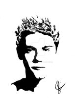 My OWN Niall Horan Pop Art by geLooOoo