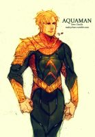 Aquaman New Outfit by Maby-chan