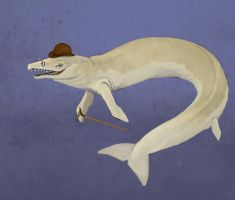 Cetaceans Know Style by Dubhghall