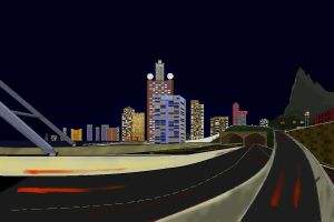 Deltae City by DTKinetic