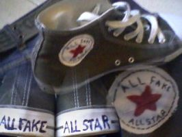 All Fake All Star by AmineShow