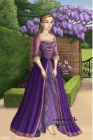 The Tudors: Rapunzel by moonprincess22