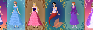Disney's Little Ladies by dcfan0590
