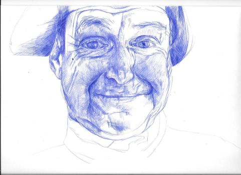 2 AM Roger drawing by MeachEm-7