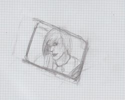 Sketch of Me by Xan-Salstone