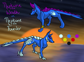 Neptune's New Design by Brookreed