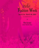 India Fashion Week by suhela