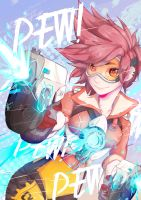 PEW PEW PEW! - Tracer by Shirocreate