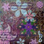Glitz: Floral Fantasy Brush and Embellishment Pack by MissAFDesignStudio