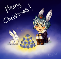 Merry Christmas and Happy Holidays! by Fuugis