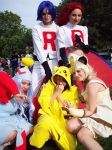 Pokemon Cosplay by seely-san