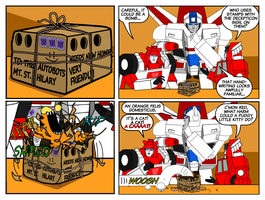 The Air Commander's Cat 16 by Archaeopt-rex