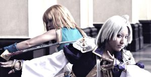Dissidia: Brothers by Kynkyn