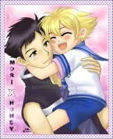 Mori x Honey by Ouran-Host-Club