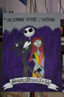 Meant to be Jack and Sally by IchLiebeTiny