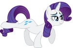 Leaning Rarity by Stabzor