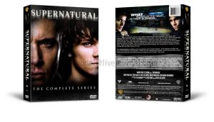 Supernatural by pethompson